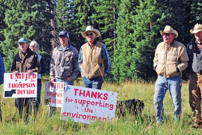 New public lands protection bill includes Thompson Divide thumbnail