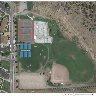 Carbondale one step closer to six new Pickleball courts thumbnail