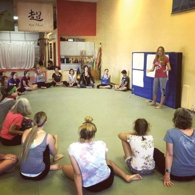 RFHS student takes the fight against trafficking to Nepal through martial arts thumbnail