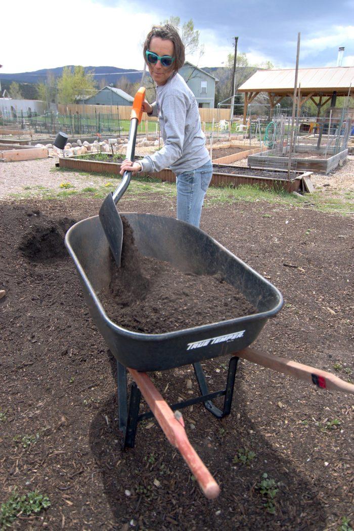 Community Garden season gearing up thumbnail