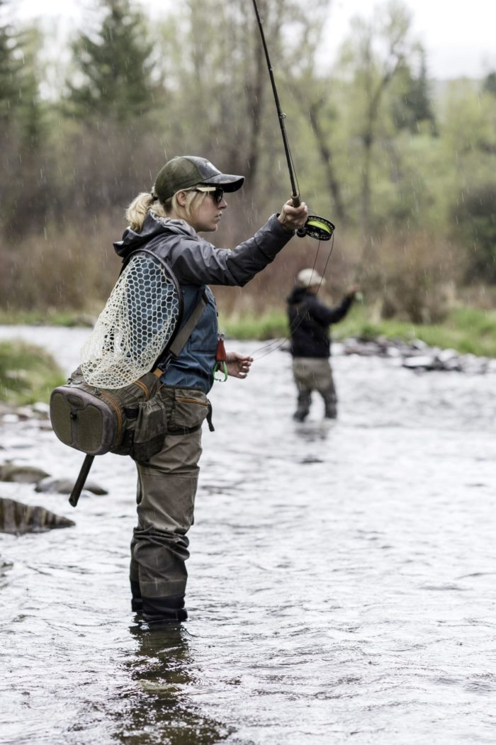 Being present — the life of a fly fishing guide thumbnail