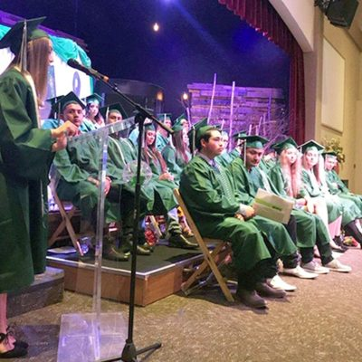 Grads from three schools head off into the world thumbnail