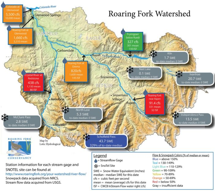 Seeing the 'watershed for the creek' and participating in your own safety thumbnail