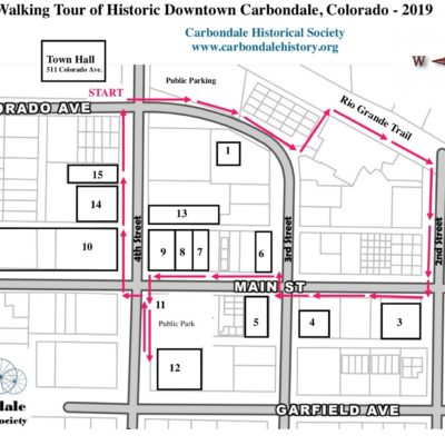 An updated historic walking tour of downtown Carbondale thumbnail