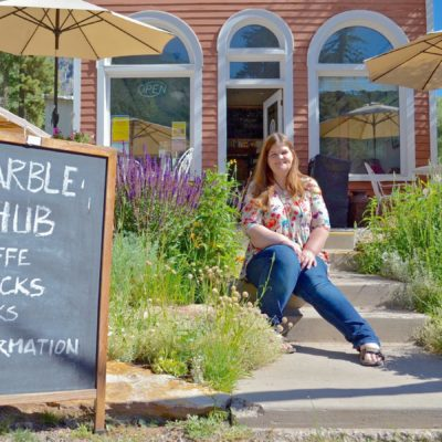 Our Town: Amber McMahill is at the center of Marble offerings thumbnail