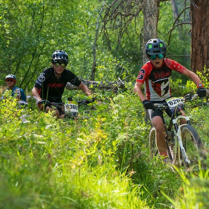 Carbondale students take up mountain bike racing with Glenwood Demons thumbnail
