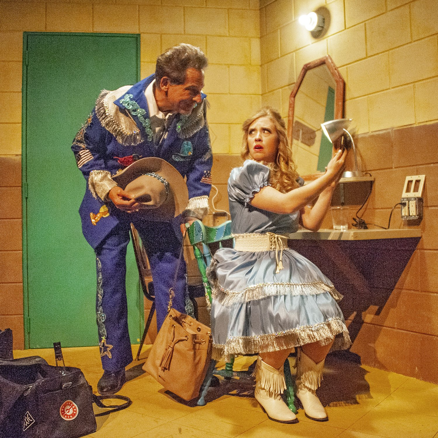 Review: Musical satire that will knock your socks off thumbnail