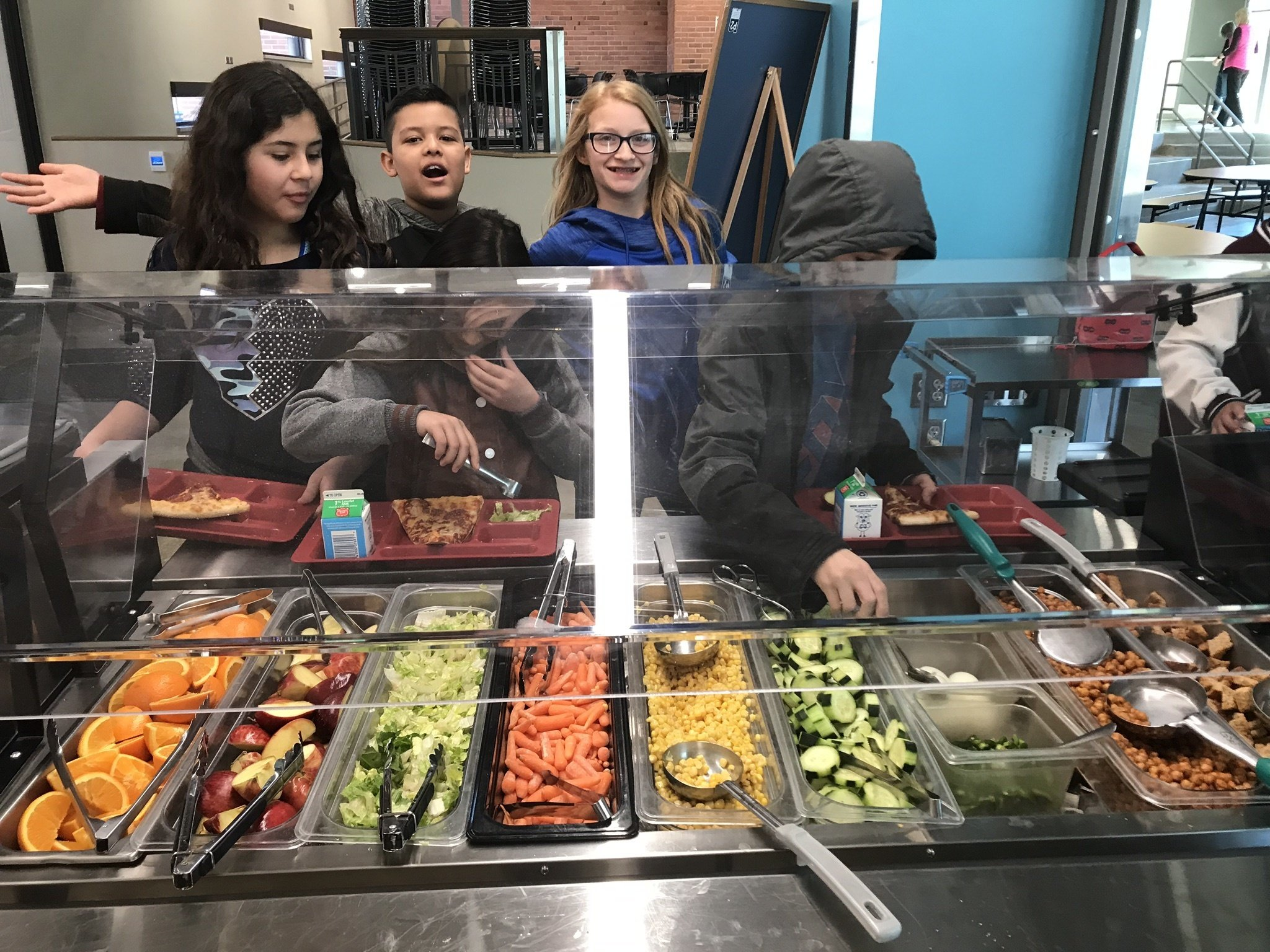 Locals unite to ease school lunch debts thumbnail