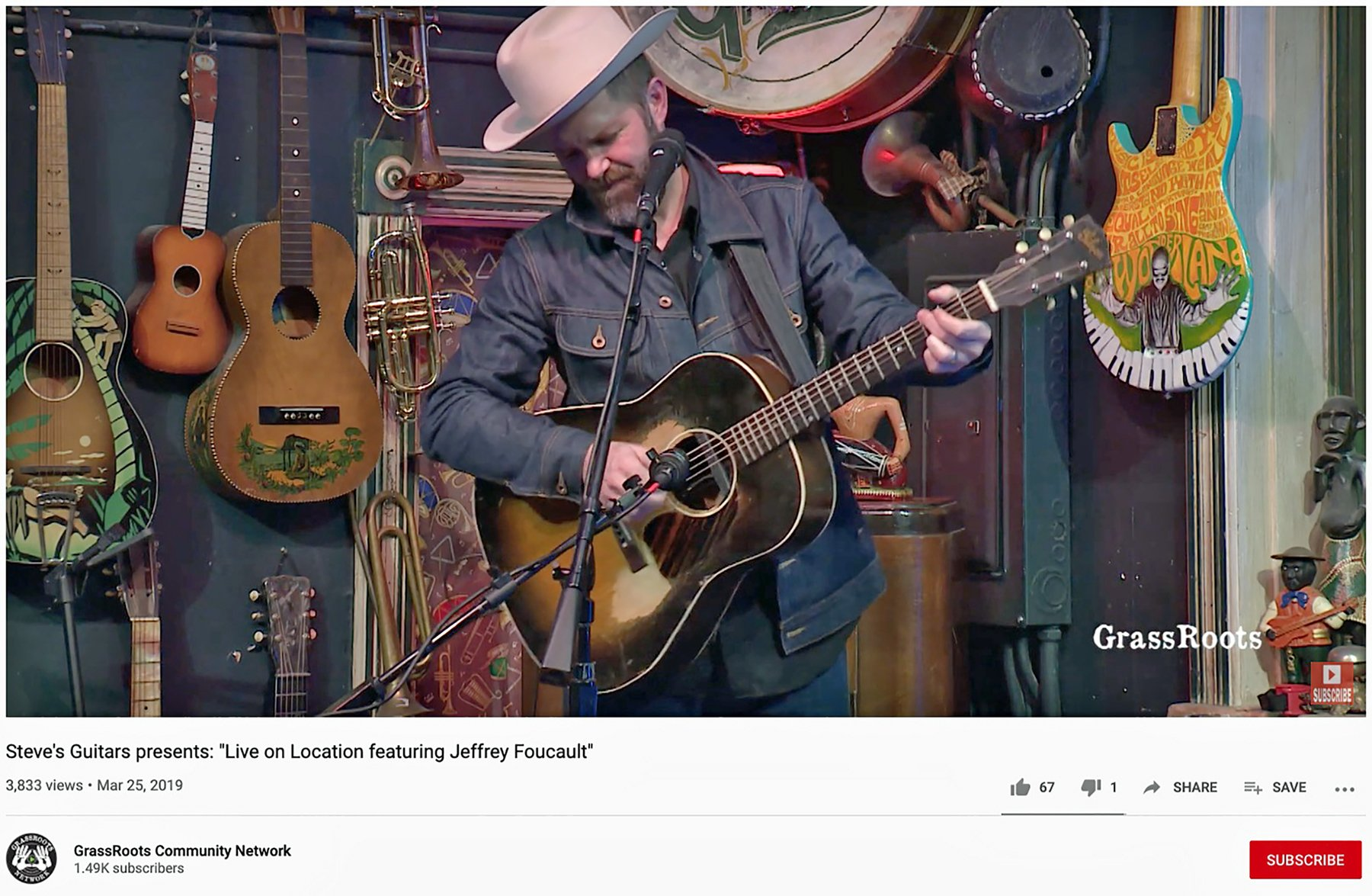 'Streaming Steve's' fundraiser seeks to share the music thumbnail