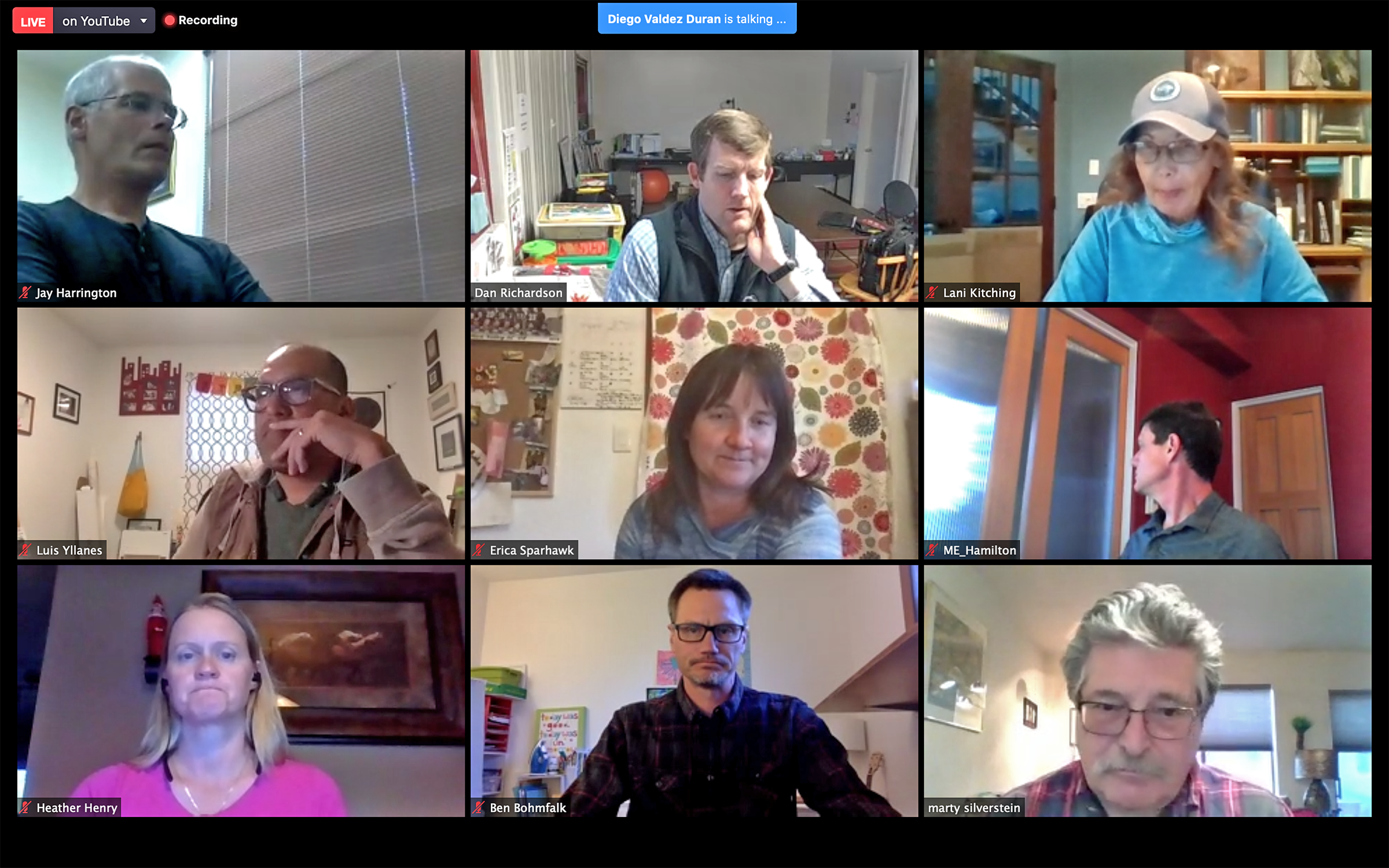 Where have all the meetings gone? Online, of course! thumbnail