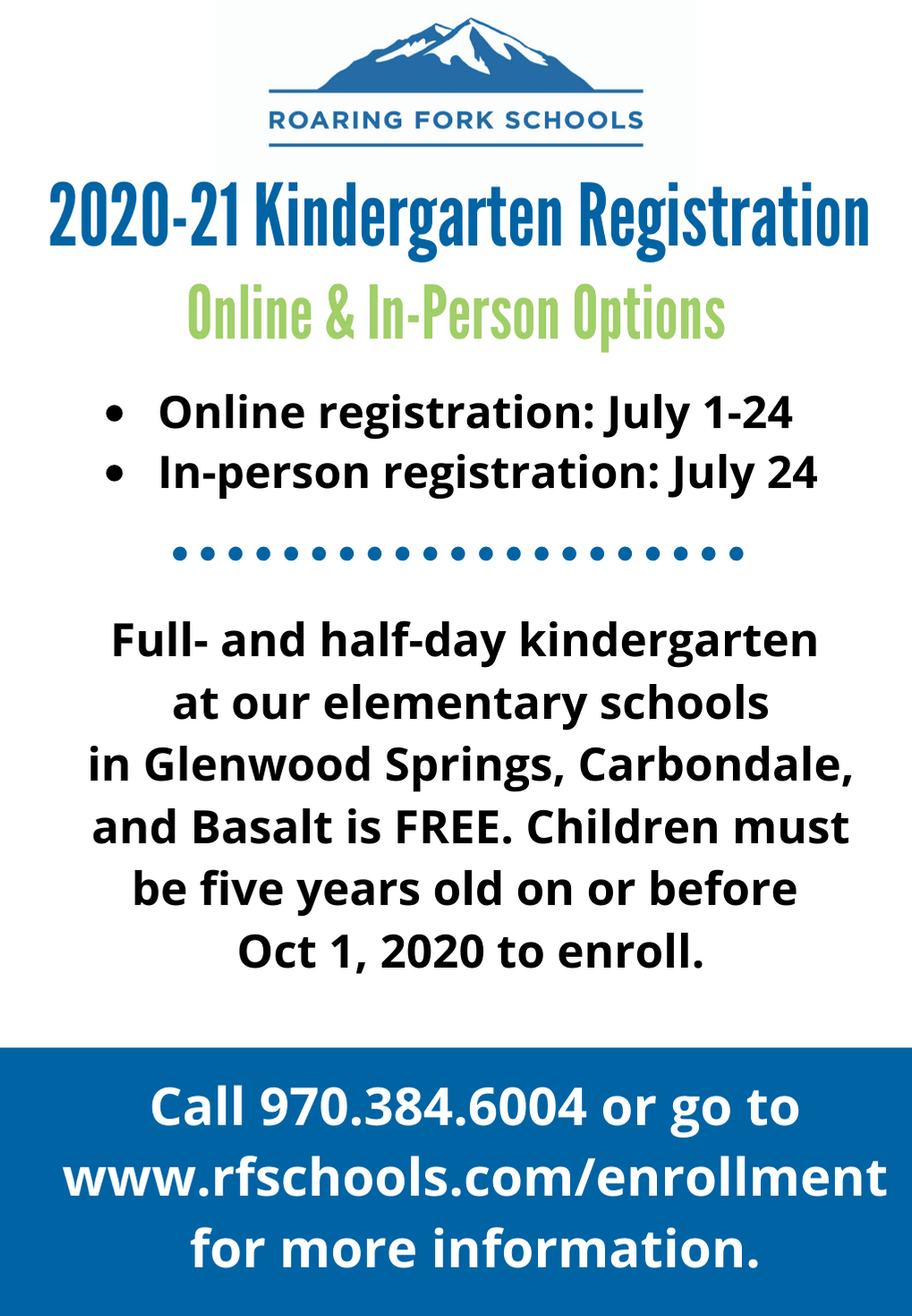 Kindergarten Registration thumbnail
