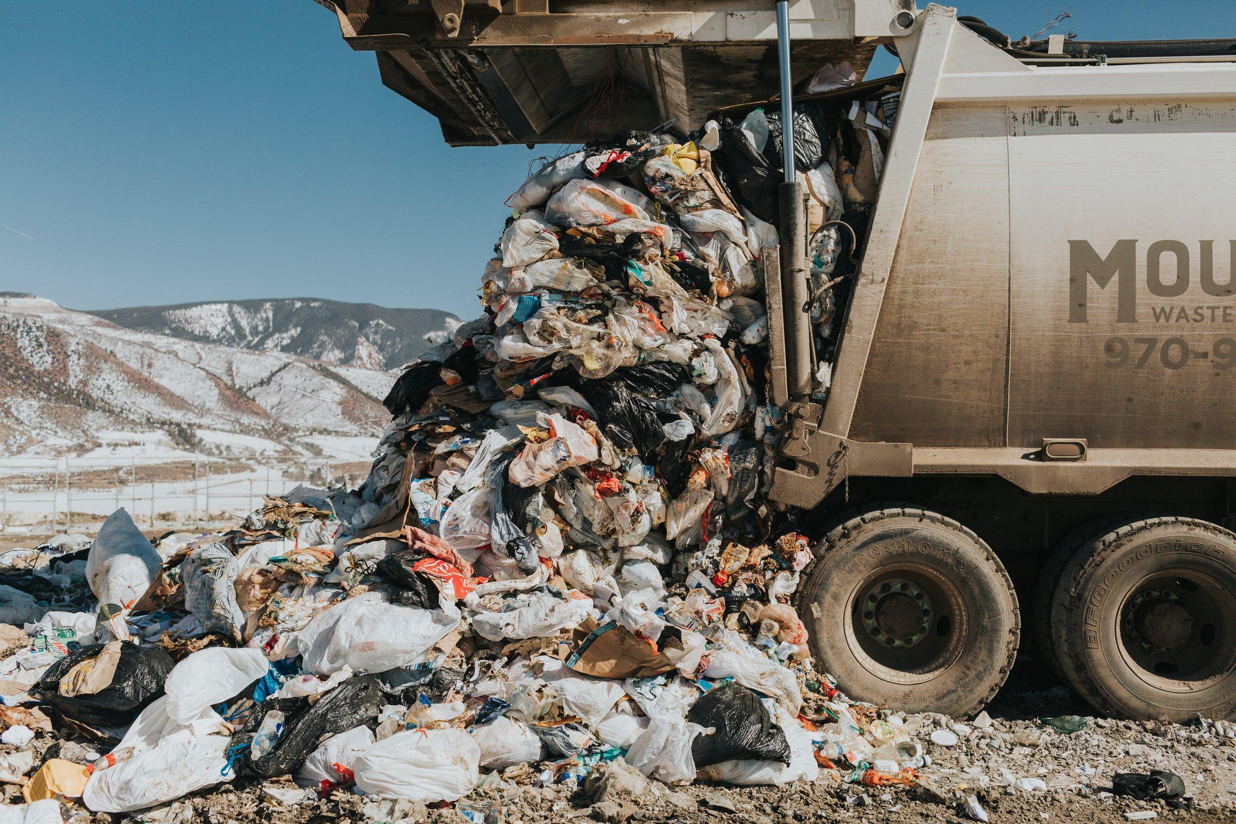 It's our single-hauler trash-iversary thumbnail