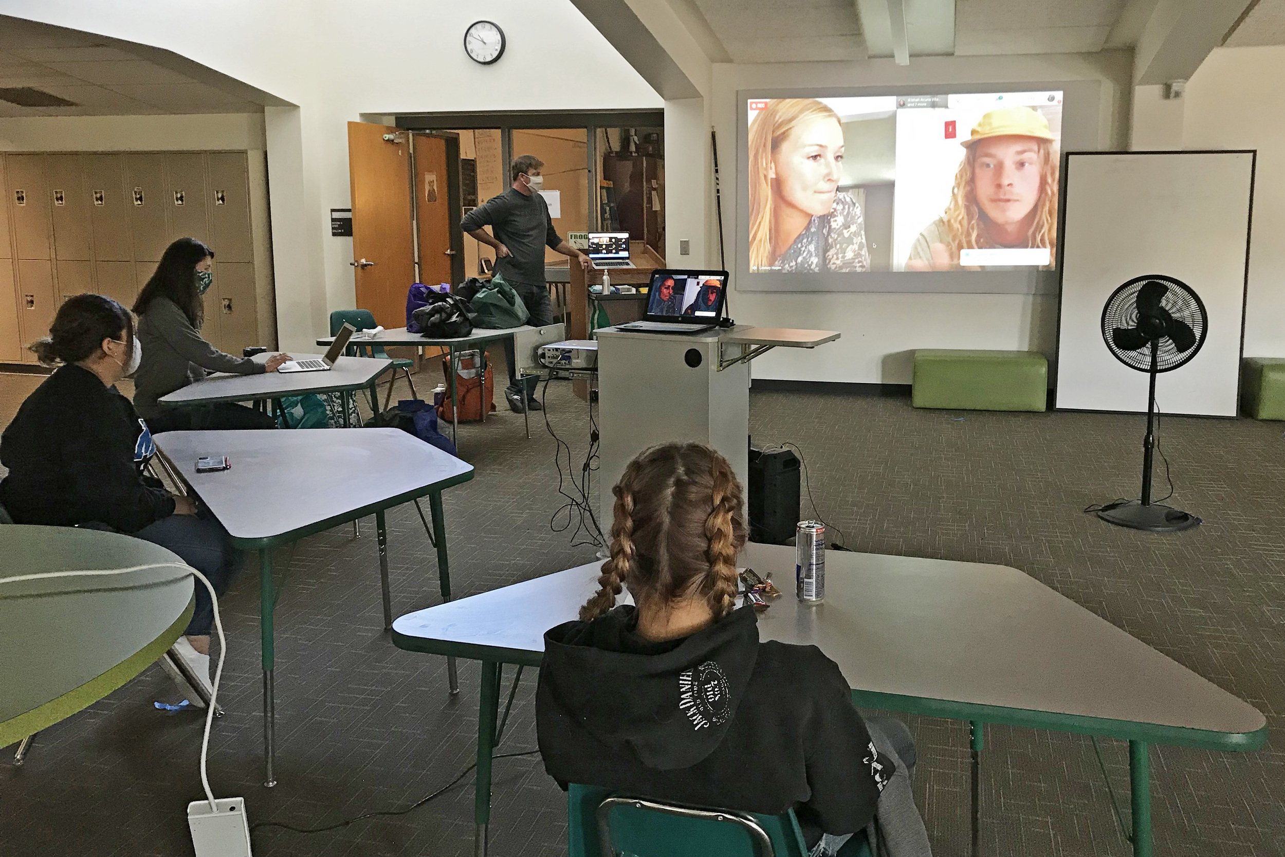 Film gives students a voice thumbnail