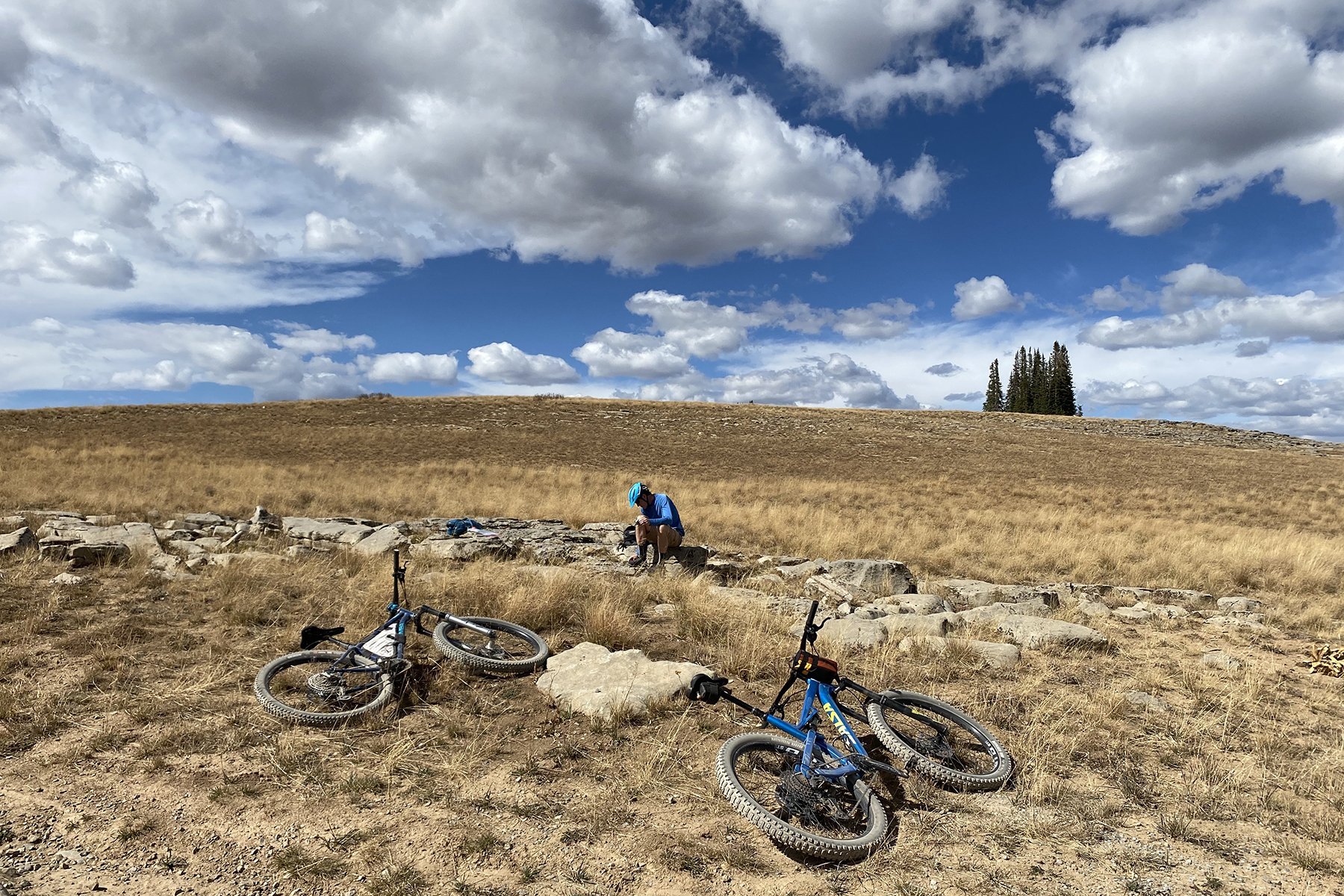 Re-tracing the Flat Tops Ute Trail by bike thumbnail