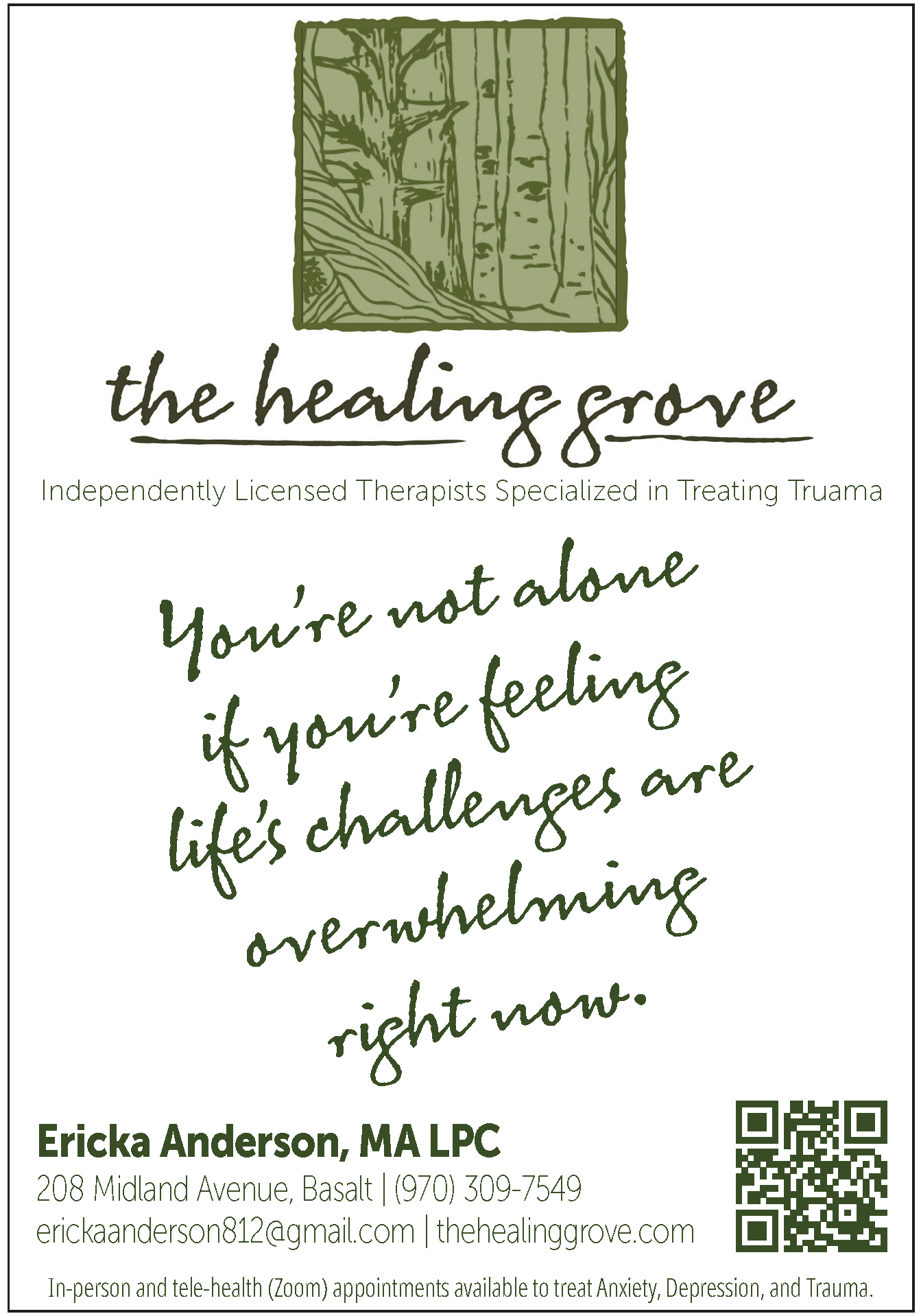 The Healing Grove thumbnail