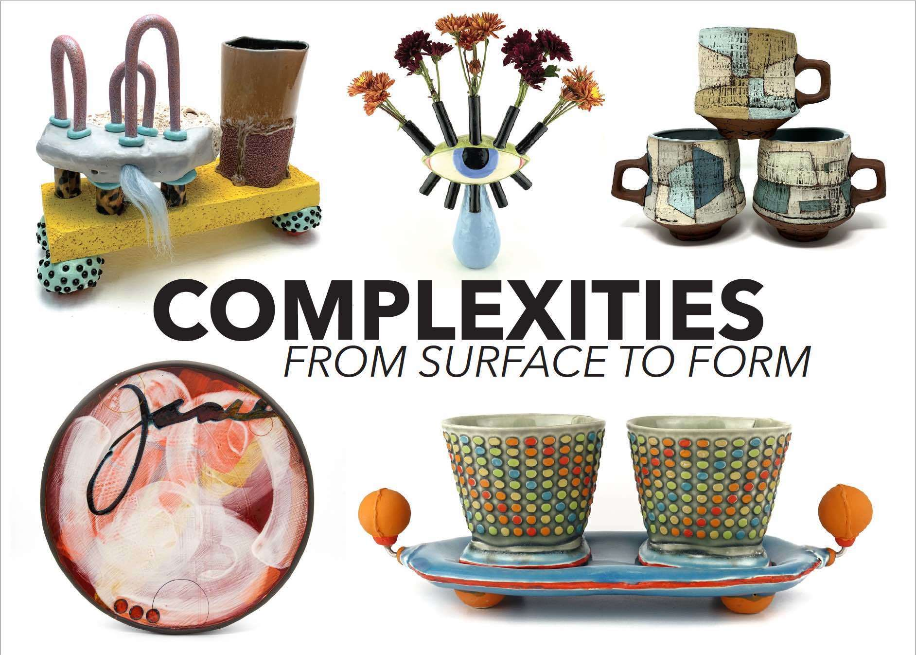 Complexities: From Surface to Form Exhibition thumbnail