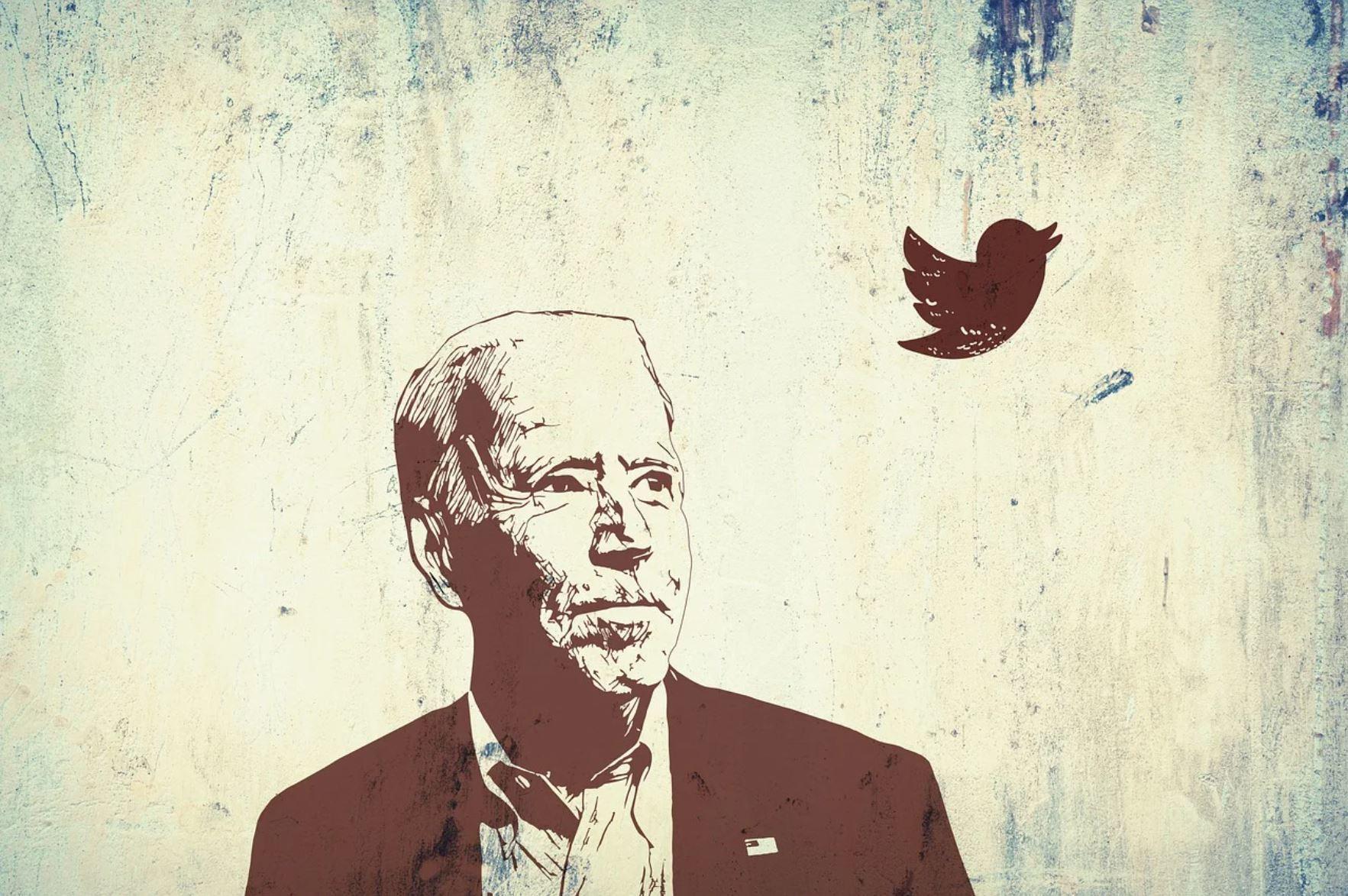 President Biden. Image by tiburi on Pixabay.com