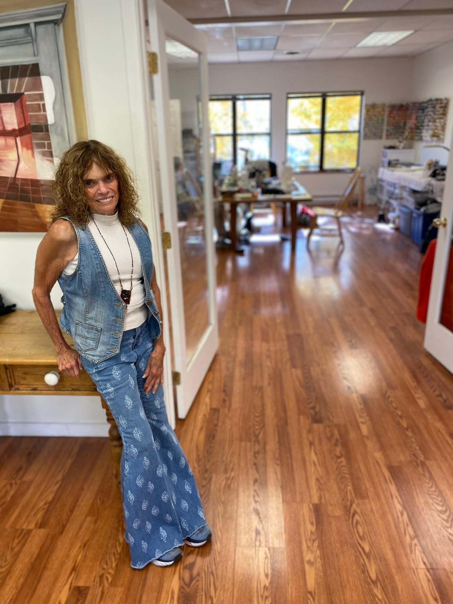 Peggy Chain at Mountainside Sewing in Basalt. Courtesy photo.