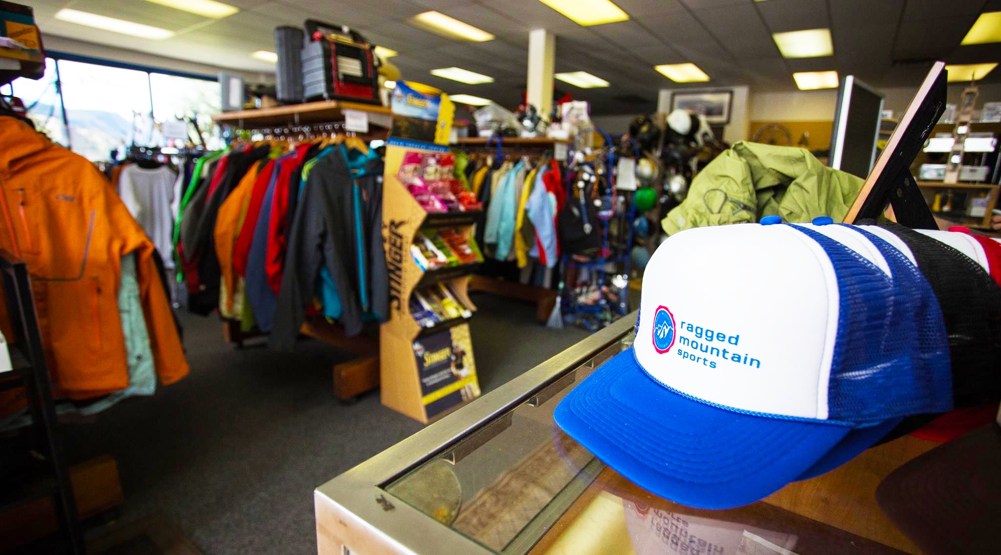 In alignment with their mission to keep gear out of landfills, Ragged Mountain Sports has teamed up with Nine Lives Gear Repair to continue promoting a sustainable and fiscally responsible outdoor recreation community. Courtesy photo.