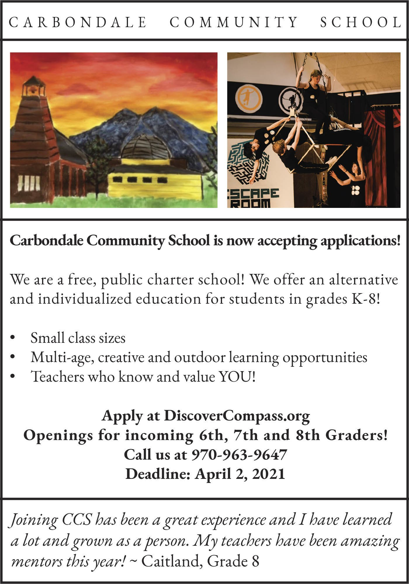 Carbondale Community School thumbnail