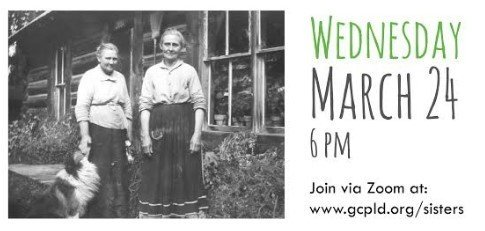 Spring Lecture Series: Sisters of Courage thumbnail