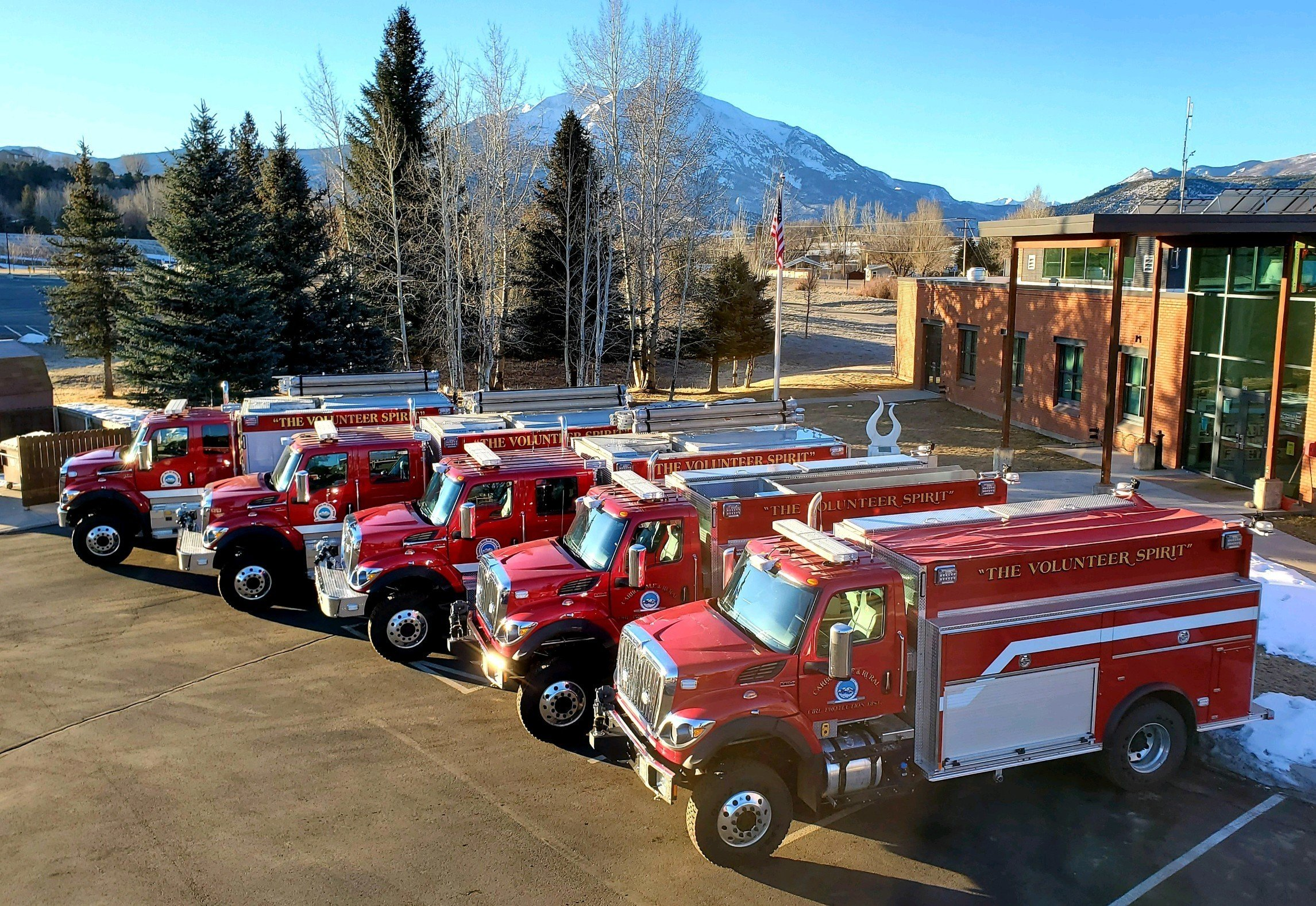 Carbondale Fire acquires new equipment thumbnail