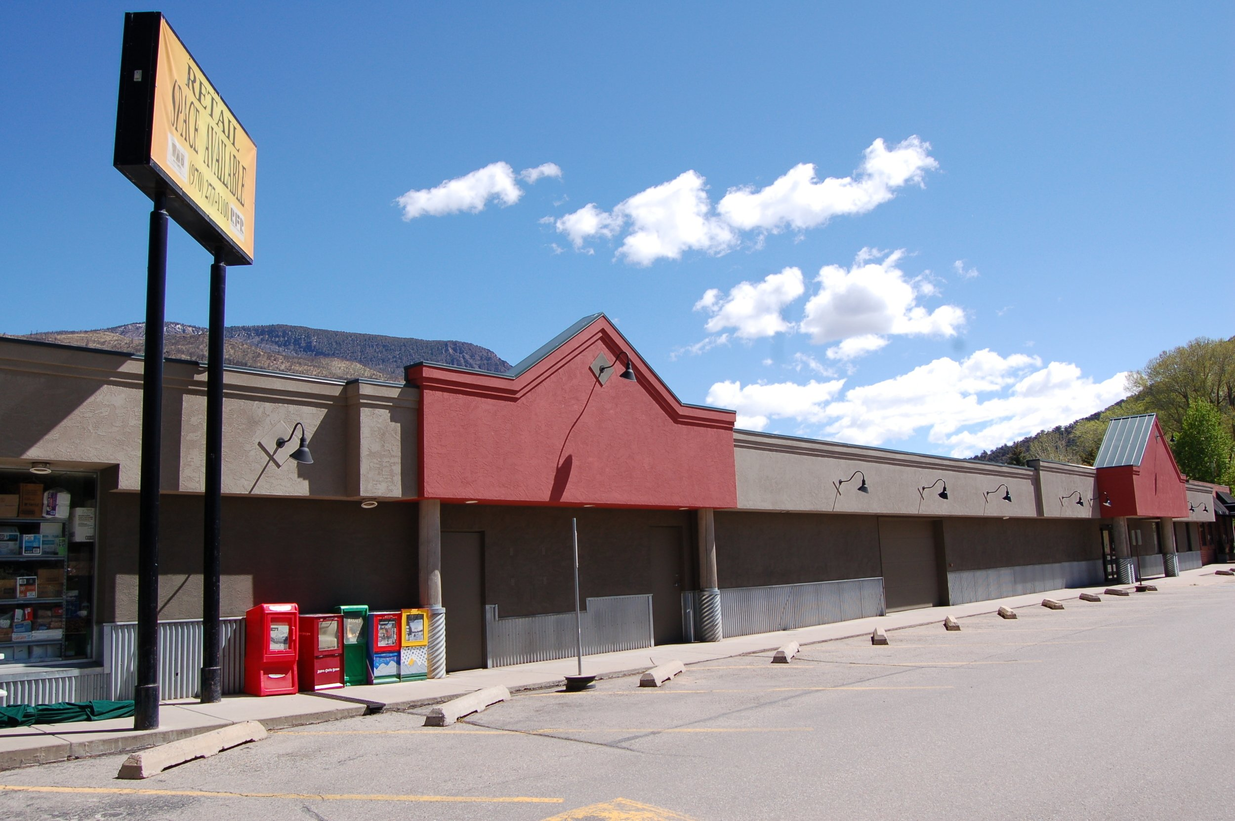 Basalt Report: Redevelopment proposed for long-vacant building thumbnail
