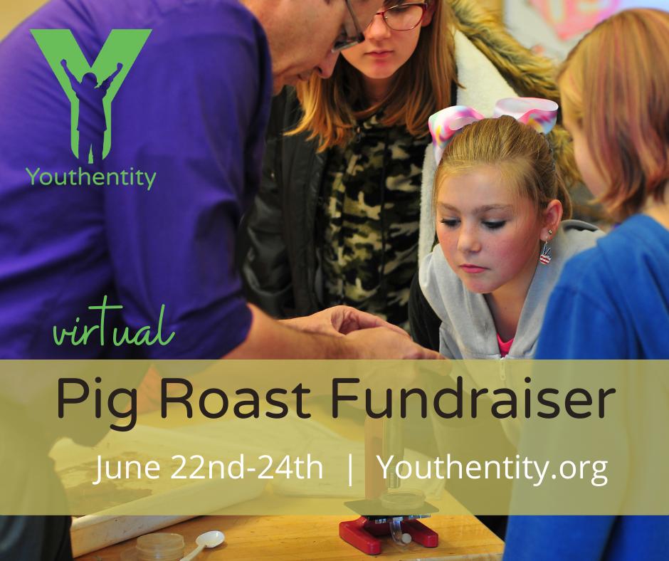 Youthentity Pig Roast Fundraiser thumbnail