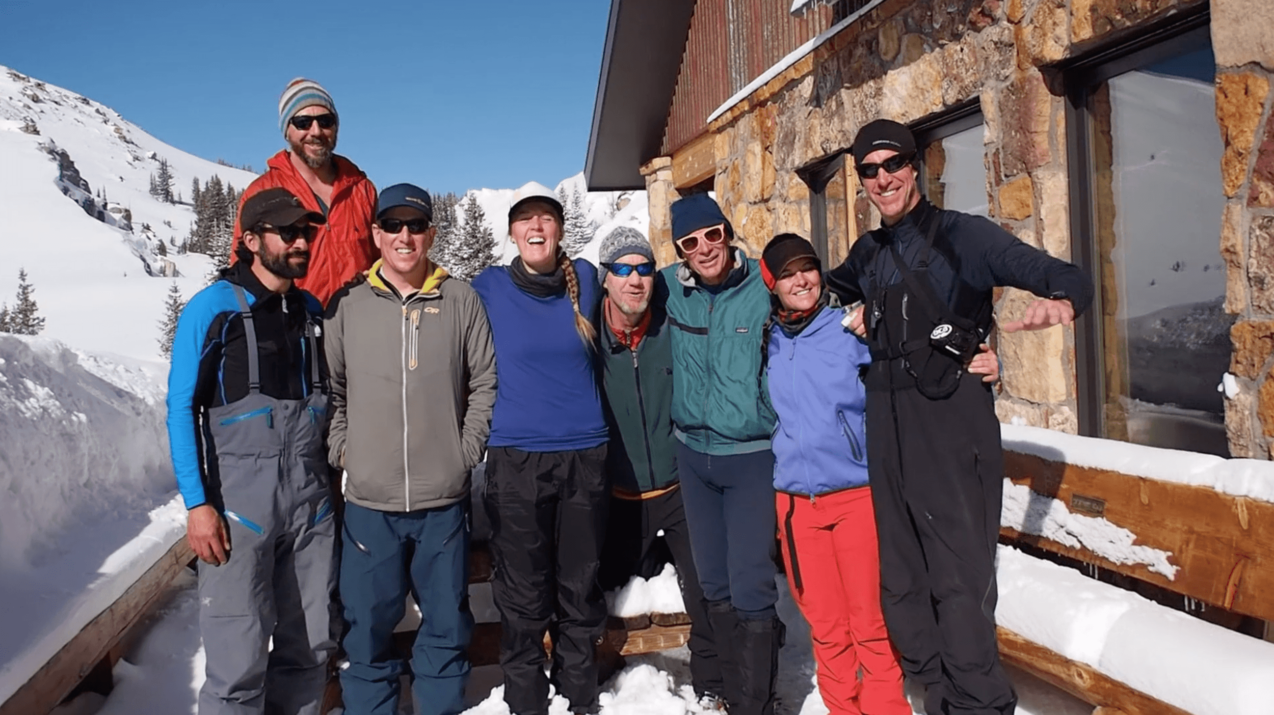 New film honors 10th Mountain huts thumbnail