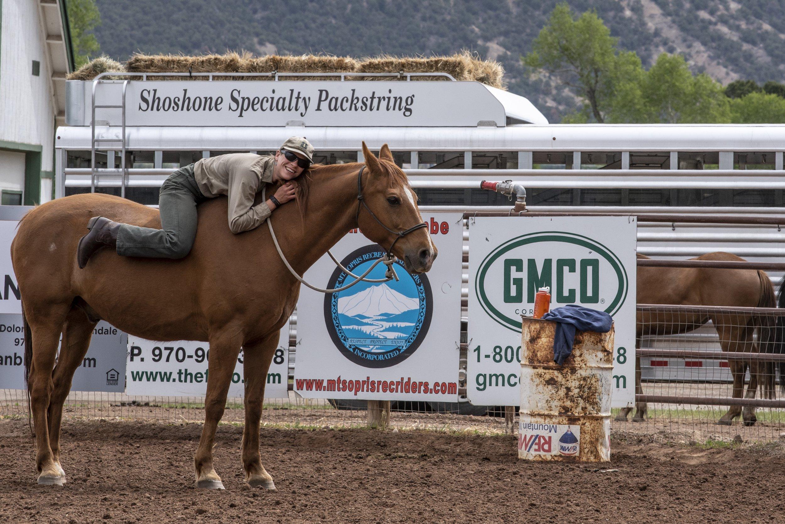 Keeping traditional horsemanship skills alive thumbnail