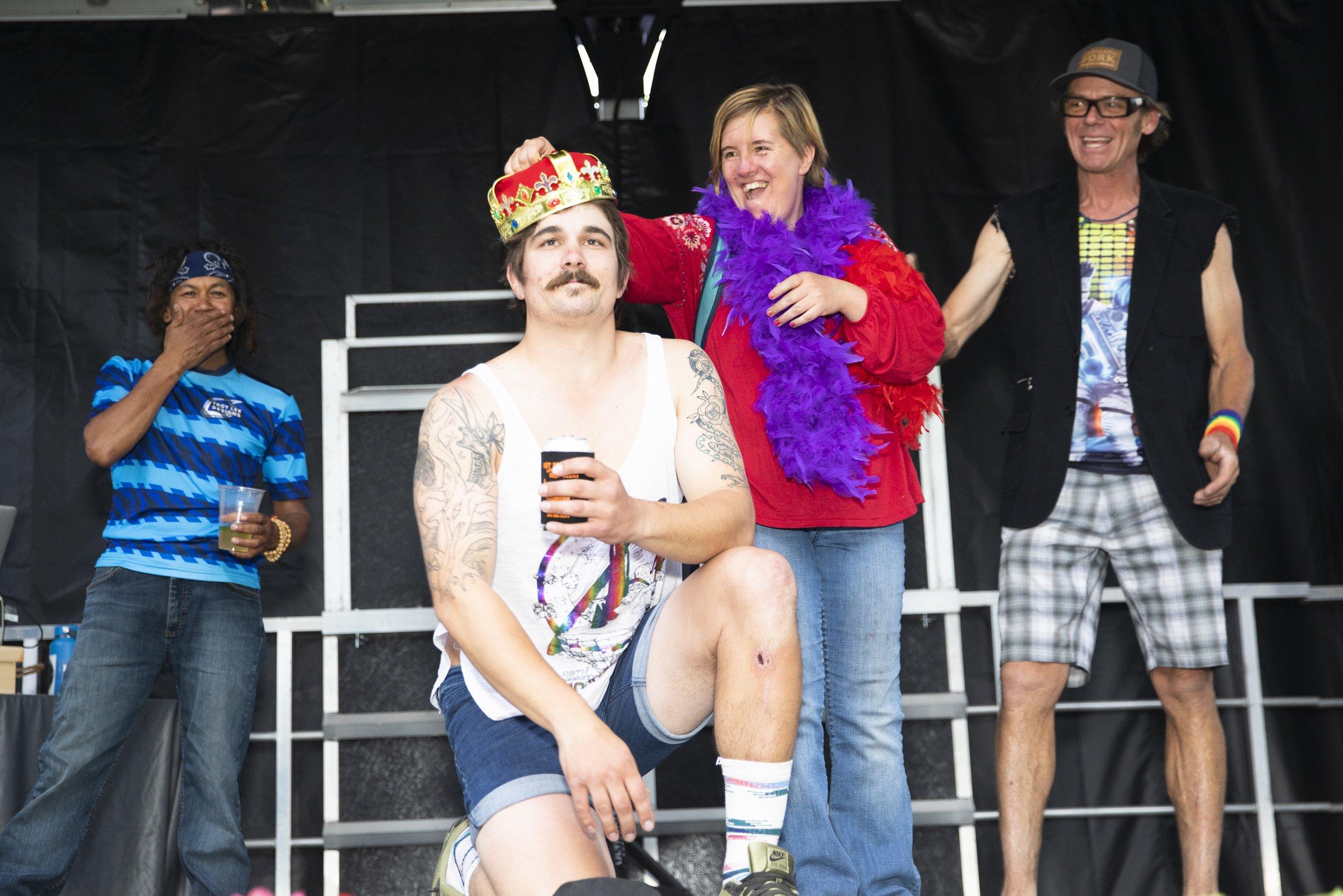 Hoogenboom crowned Mr. Roaring Fork 2021! thumbnail