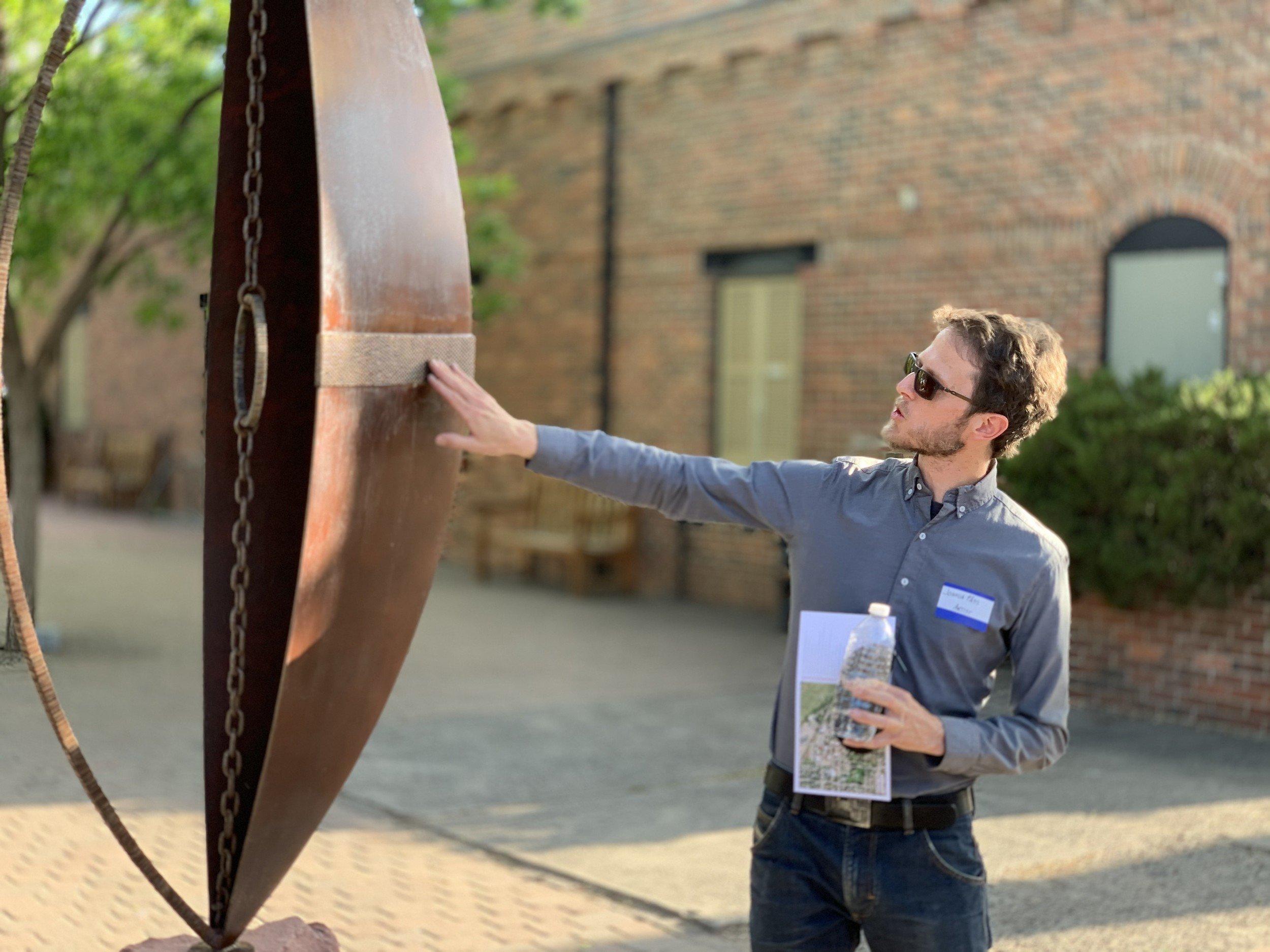 Fresh sculptures enliven public spaces thumbnail