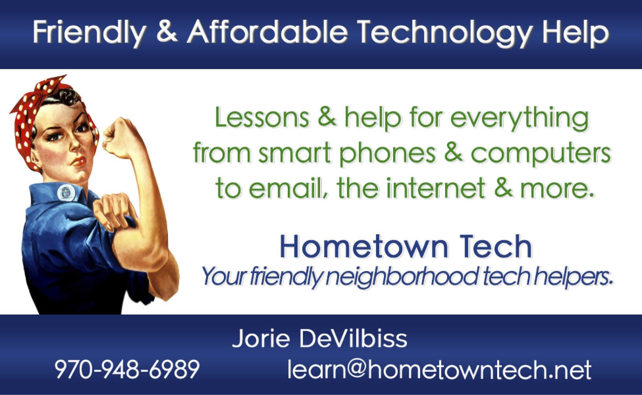 Hometown Tech thumbnail