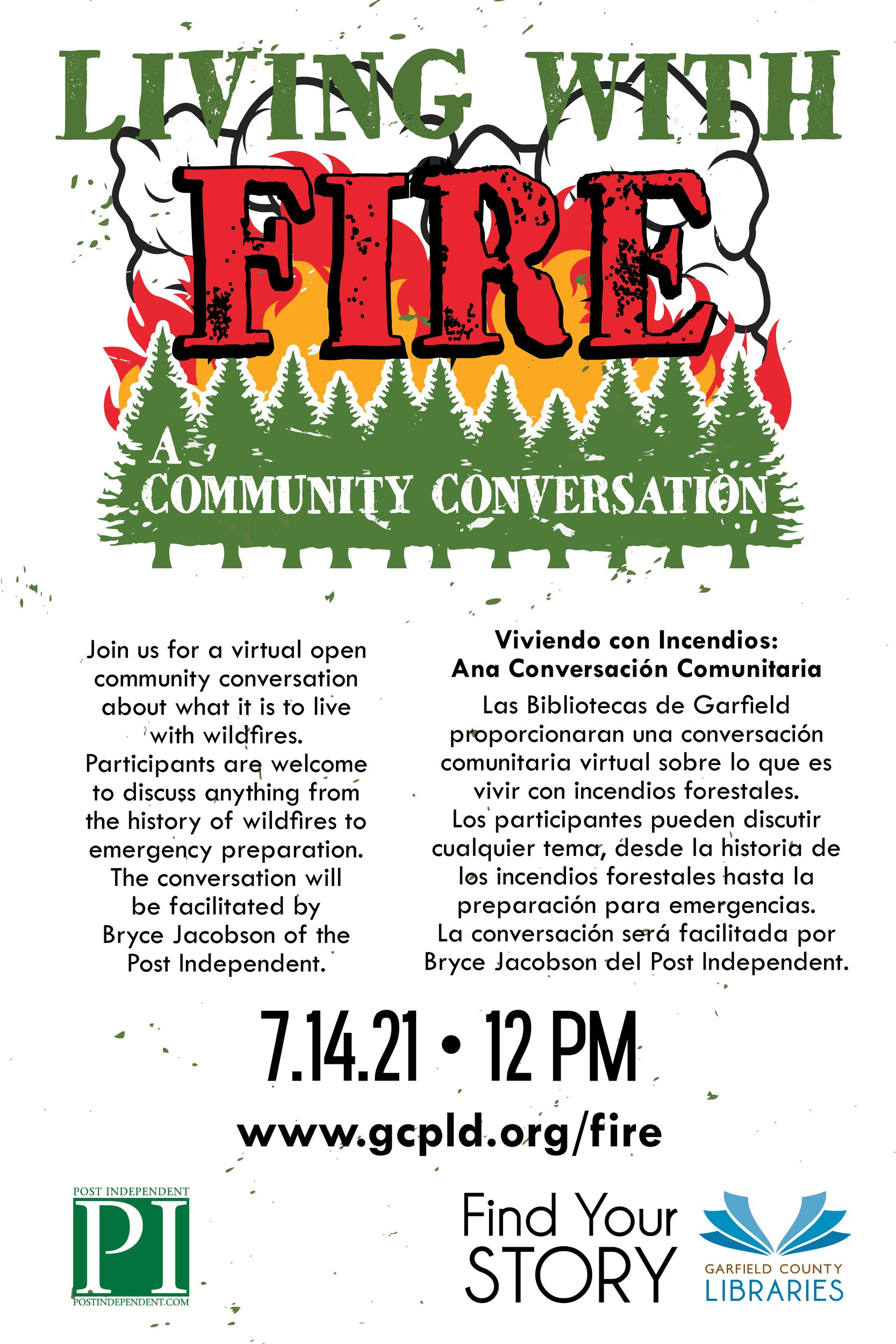 Living with Fire: A Community Conversation thumbnail