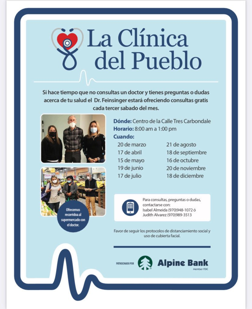 La Clinica del Pueblo thumbnail