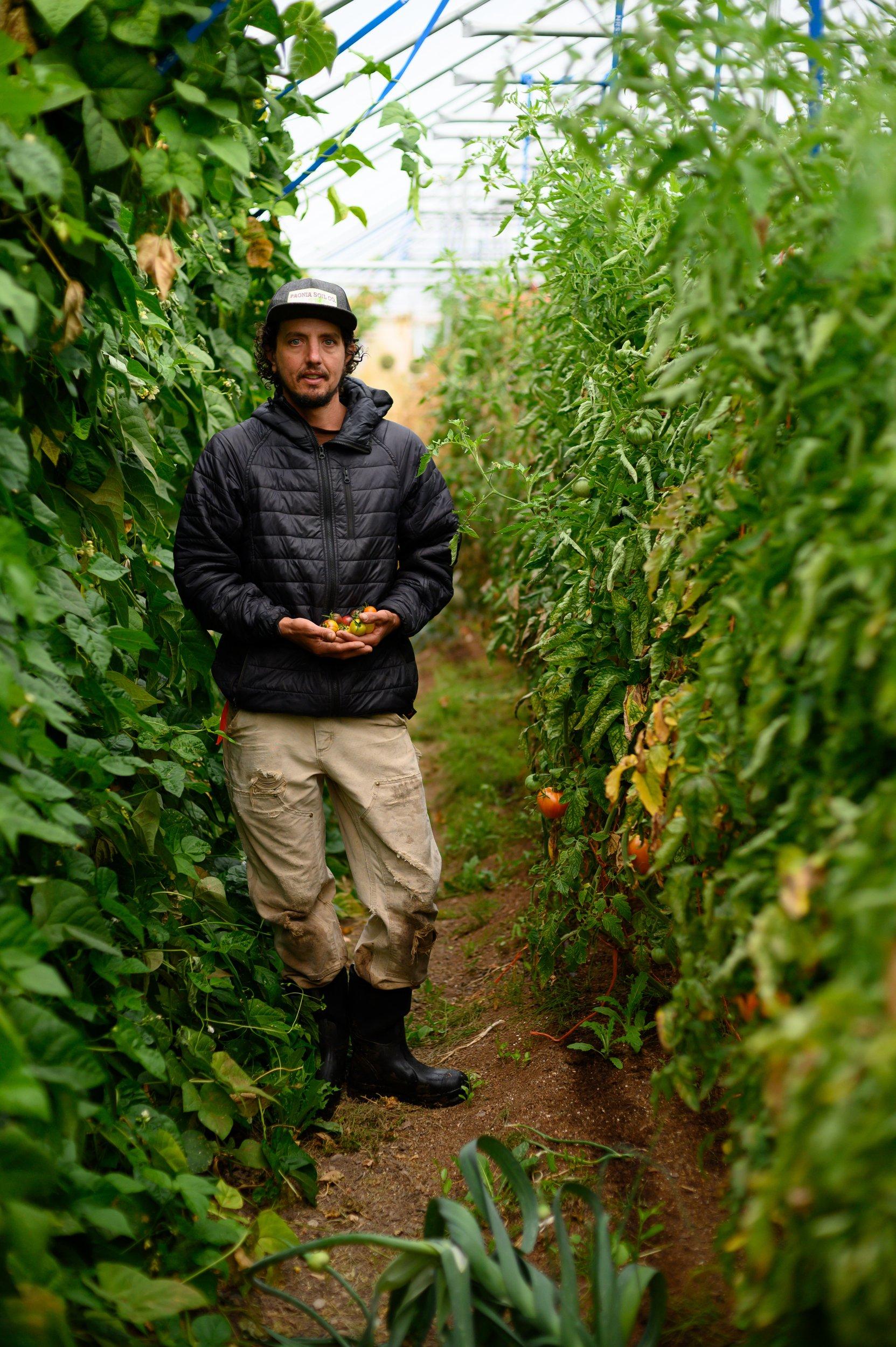 Local farm aspires to global impact thumbnail