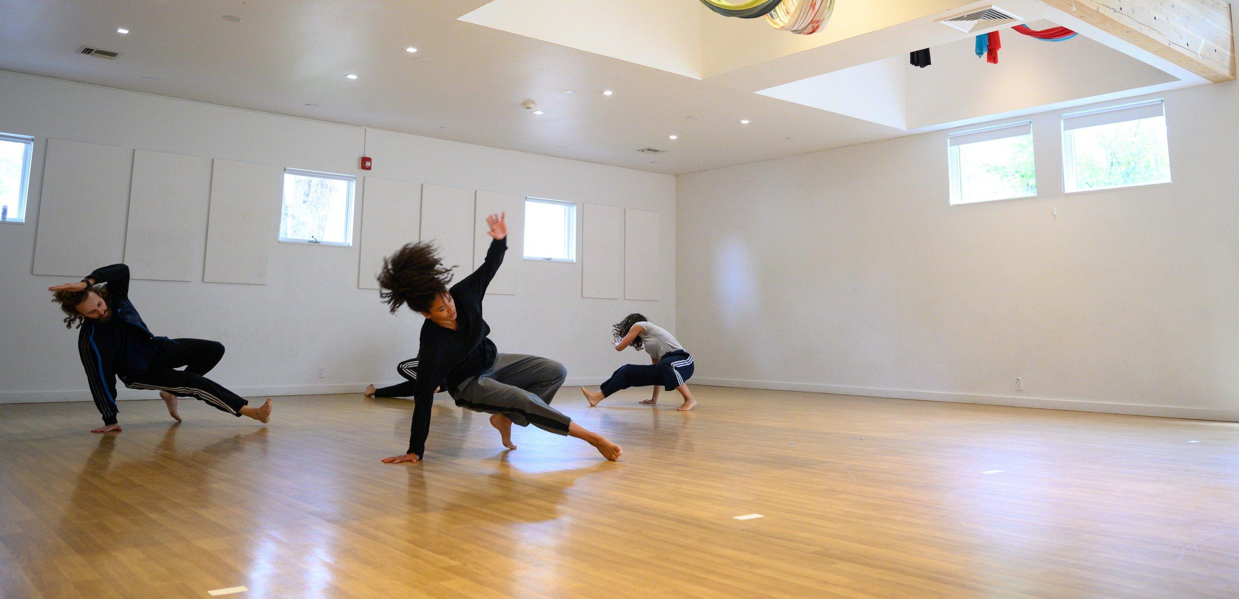 Kizuna Dance residency becomes a reality thumbnail
