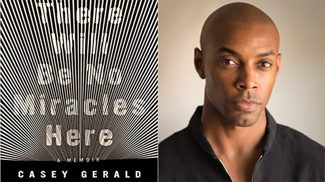 AUTHOR TALK WITH WRITER IN RESIDENCE CASEY GERALD thumbnail