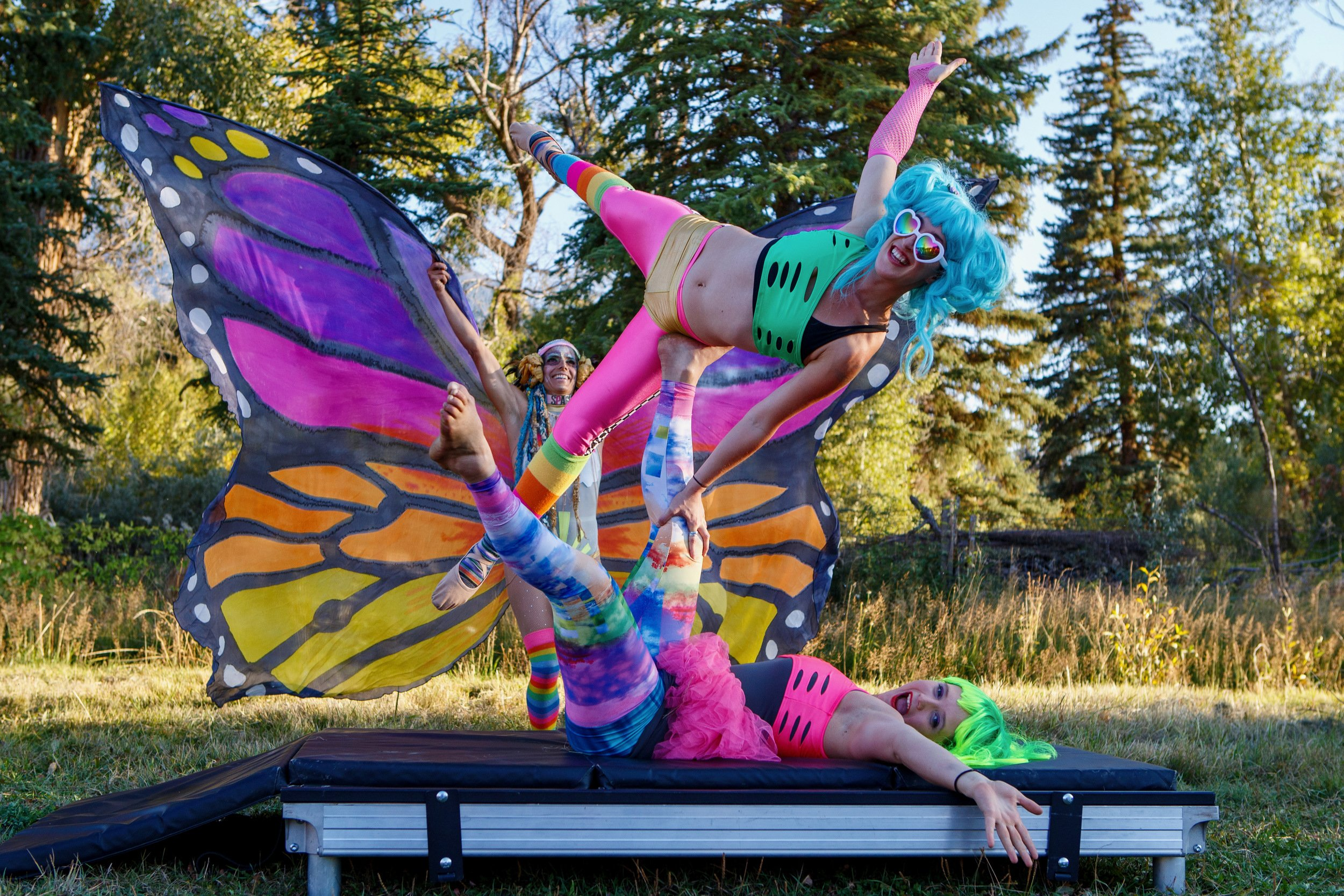 Convergent Circus: an eclectic delight thumbnail
