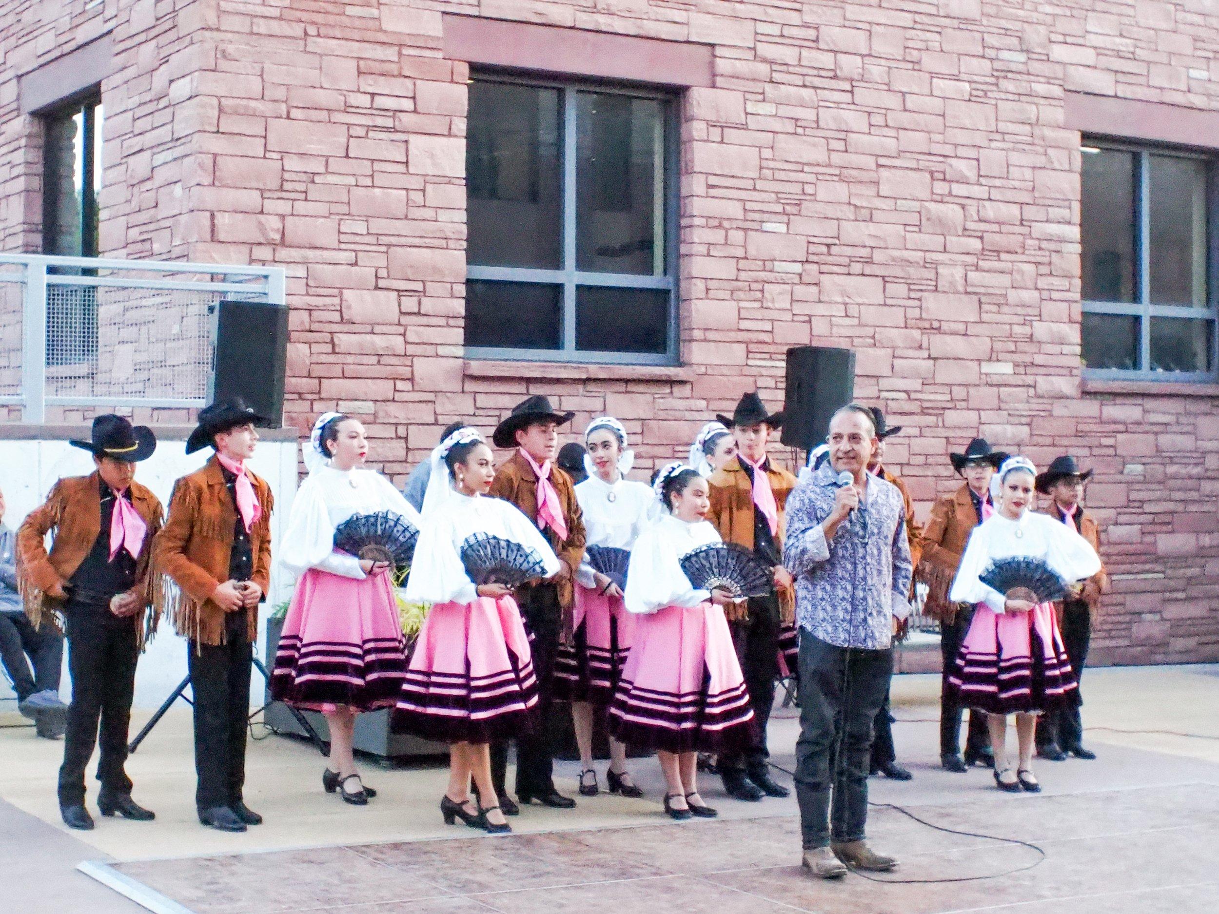 GCPLD celebrates heritage with ASFB Folklórico thumbnail