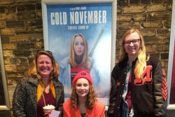 Cold November Hunting Movie Bijou Abas