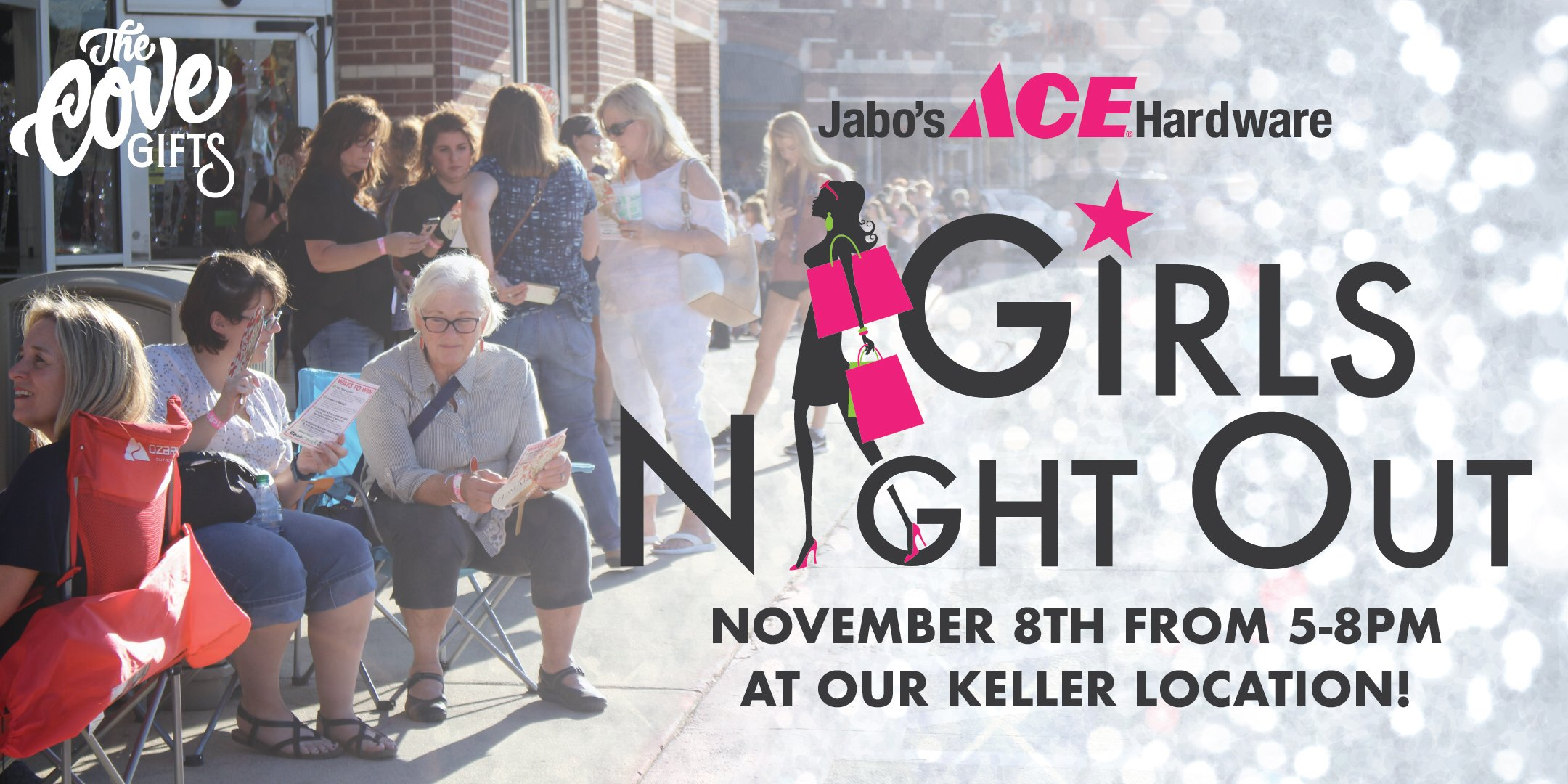 Keller Girls Night Out 2018 | Jabo\'s Ace Hardware
