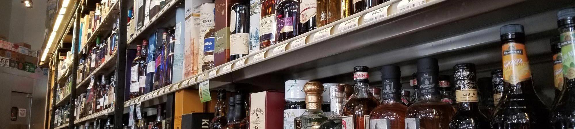 Liquor – Four Dogs Fine Wines & Spirits