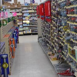 Image of Hardware Aisle at Stan's Merry Mart
