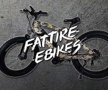 Fat Tire E-Bikes thumbnail