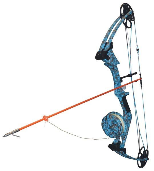 Envoy bowfishing compound bow