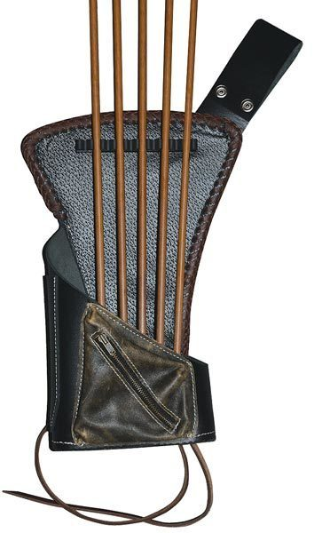 #4274 Knight Broadhead Side Quiver thumbnail
