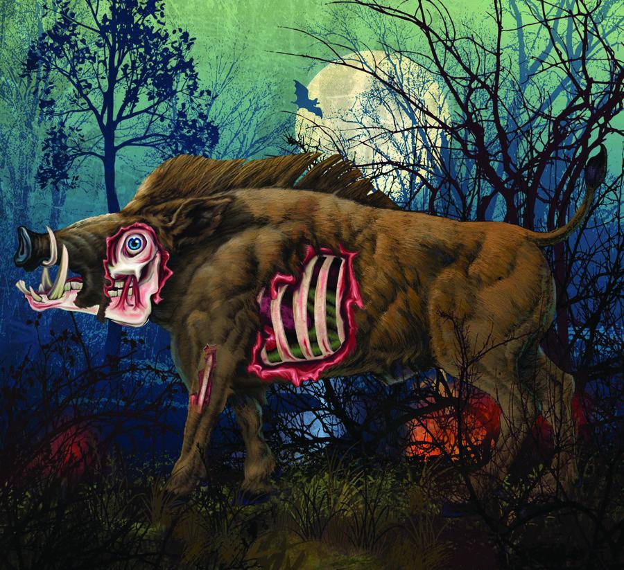 DM405 Zombie Boar thumbnail