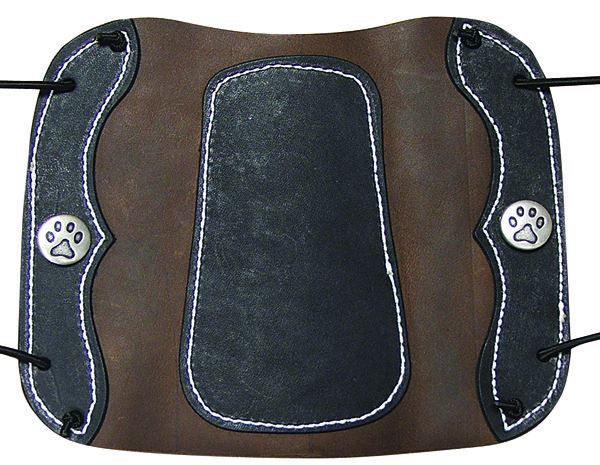 #4108 Deluxe Traditional Hunter Armguard thumbnail