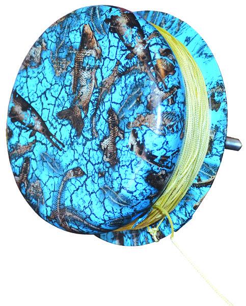 #7501 Carp Camo Bowfishing Reel thumbnail